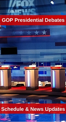 Link to Schedule of Debates - Bay Area Watch Parties - Who will be on stage?