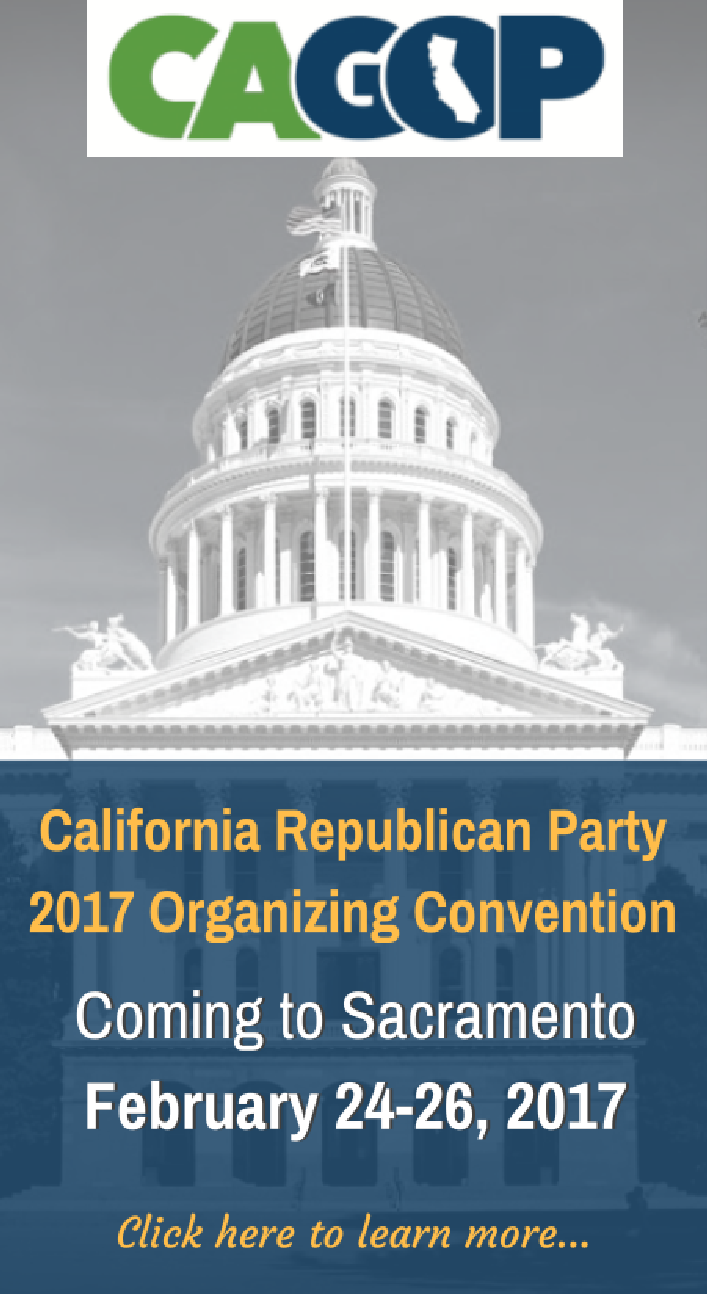 CAGOP to hold Spring Organizing Convention in February