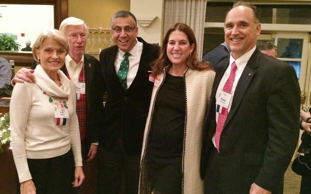 SPARC Christmas Party Attracts U.S. Senate Candidates