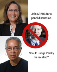 April Dinner Panel Discussion on Judge Persky Recall @ Fremont Hills Country Club   Los Altos Hills   California   United States