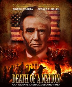"Premier Showing of Dinesh D'Souza's ""Death of a Nation"" @ Saratoga 14 